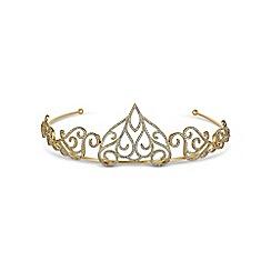 Jon Richard - Gold filigree statement tiara