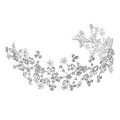 Alan Hannah Devoted - Designer statement floral hair wrap