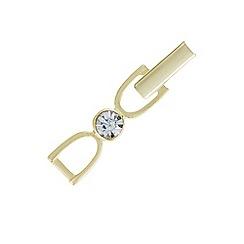 Jon Richard - Gold bracelet extension chain
