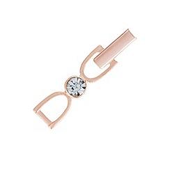 Jon Richard - Rose gold bracelet extension chain