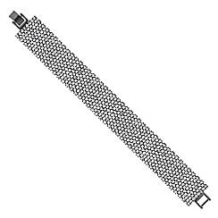 Jon Richard - Diamante crystal bracelet