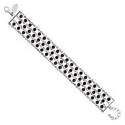 Jon Richard - Crystal diamante bracelet