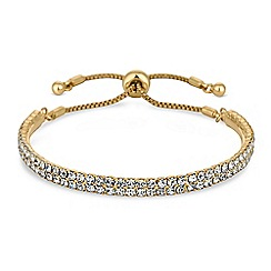 Jon Richard - Crystal bar toggle bracelet