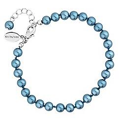 Jon Richard - Blue pearl bracelet
