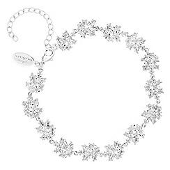 Alan Hannah Devoted - Designer crystal cluster bracelet