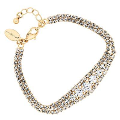 6eabad223 Jon Richard Diamante tennis bracelet | Debenhams