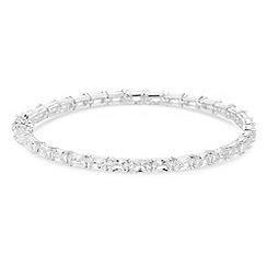 J by Jasper Conran - Designer sterling silver cubic zirconia bracelet