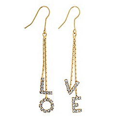 Lipsy - Love mismatched earrings