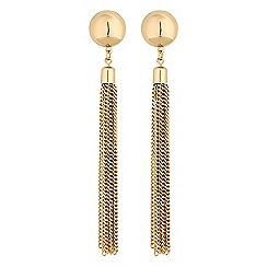 Lipsy - Chain drop earrings