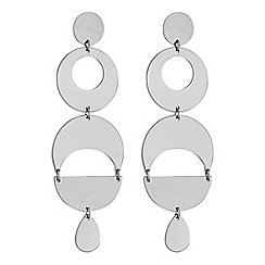 Mood - Geometric statement earrings