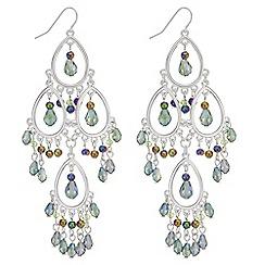 Mood - Beaded statement earrings
