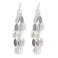 Mood - Teardrop shaker earrings