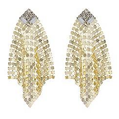 Mood - Chainmail chandelier earrings