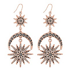 Mood - Celestial chandelier earrings