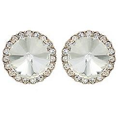 Mood - Faceted crystal earrings