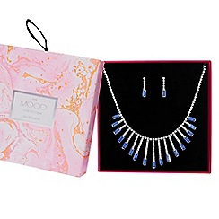 Mood - Crystal jewellery set in a gift box