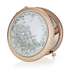 Mood - Crystal shaker compact mirror