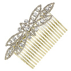 Mood - Crystal hair comb
