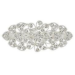 Mood - Open crystal hair clip