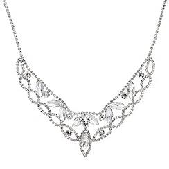 Mood - Diamante collar necklace