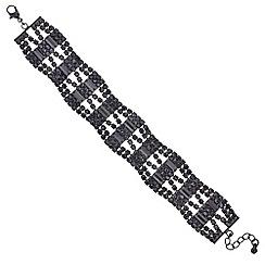 Mood - Jet diamante bracelet