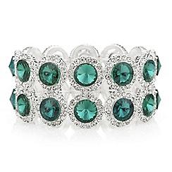 Mood - Crystal halo bracelet
