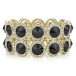Mood - Crystal halo bracelet