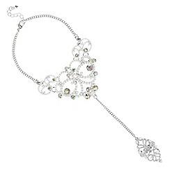 Mood - Pearl statement hand chain