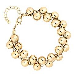 Mood - Woven ball bracelet