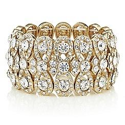Mood - Crystal statement bracelet