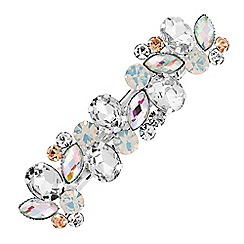 Butterfly by Matthew Williamson - Crystal cluster hair clip