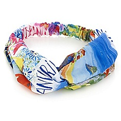 Butterfly by Matthew Williamson - Designer printed headband