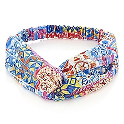 Butterfly by Matthew Williamson - Designer tile print headband