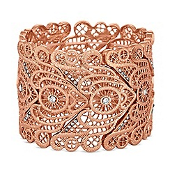 Butterfly by Matthew Williamson - Filigree cuff bracelet