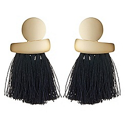 Principles - Tassel drop earrings