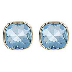 Principles - Faceted crystal earrings