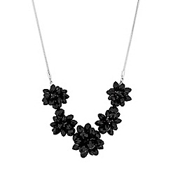 Principles - Floral bead necklace