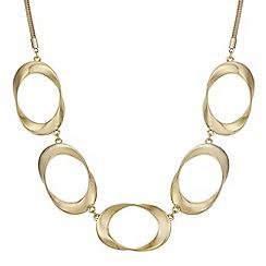 Principles - Oval twist necklace