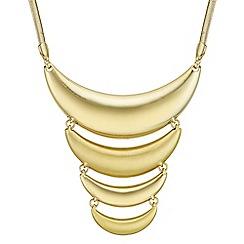 Principles - Graduated drop torque necklace