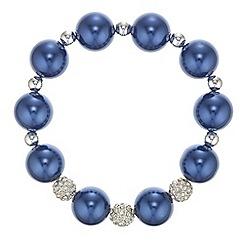 Principles - Pave pearl bracelet