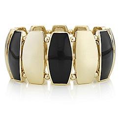 Principles - Geometric link bracelet