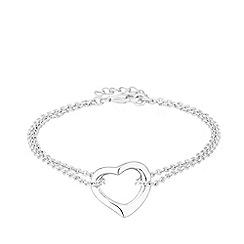 Sterling Silver Bracelets Women Debenhams