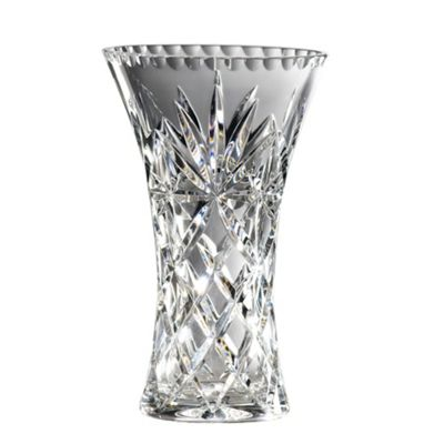 Royal Doulton Small Crystal Newbury Hollow Sided Vase Debenhams