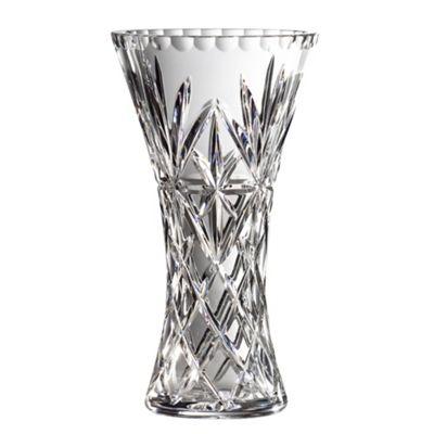 Royal Doulton Crystal Newbury Flared Vase Debenhams