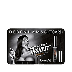 Benefit - Benefit gift card