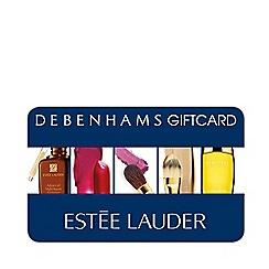 Estée Lauder - Estée Lauder gift card