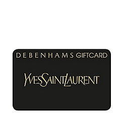 Yves Saint Laurent - YSL gift card