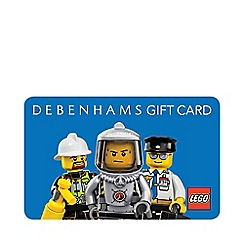 Debenhams - Lego City Gift Card