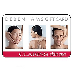 Clarins - Skin Spa gift card