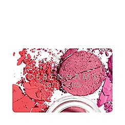 Debenhams - Coral Beauty Gift Card